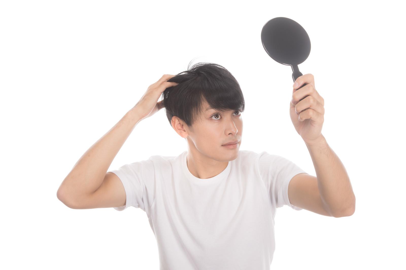 男子の髪形・髪色・身なりの注意点